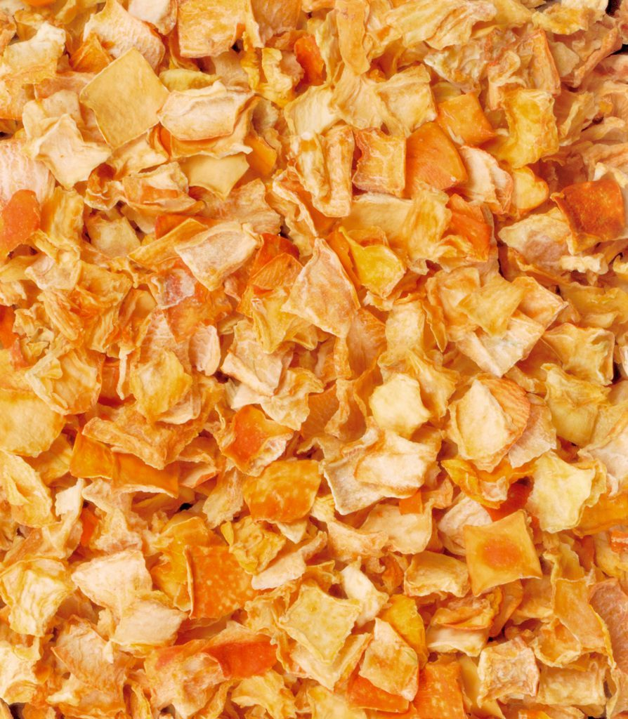Pumpkin Flake 10x10x2 mm