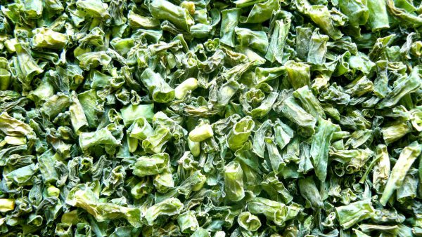 Zielona fasolka- kostka 125 mm