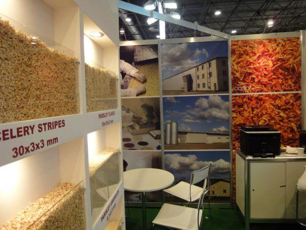 , Food Ingredients Europe 2011 – Paryż, Suszarnia Warzyw Jaworski