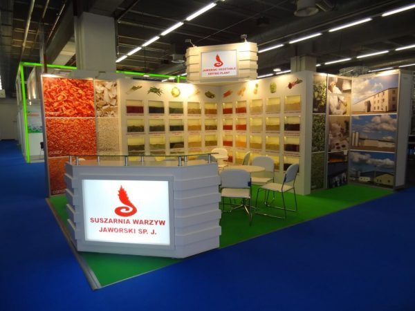 , Food Ingredients Europe 2013 – Frankfurt, Suszarnia Warzyw Jaworski