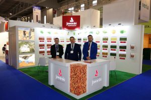 , Food Ingredients Europe 2015 – Paryż, Suszarnia Warzyw Jaworski