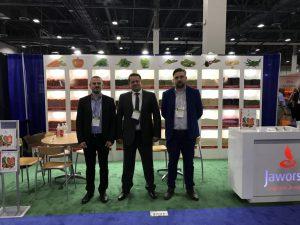 , IFT 2017 – Las Vegas, Suszarnia Warzyw Jaworski